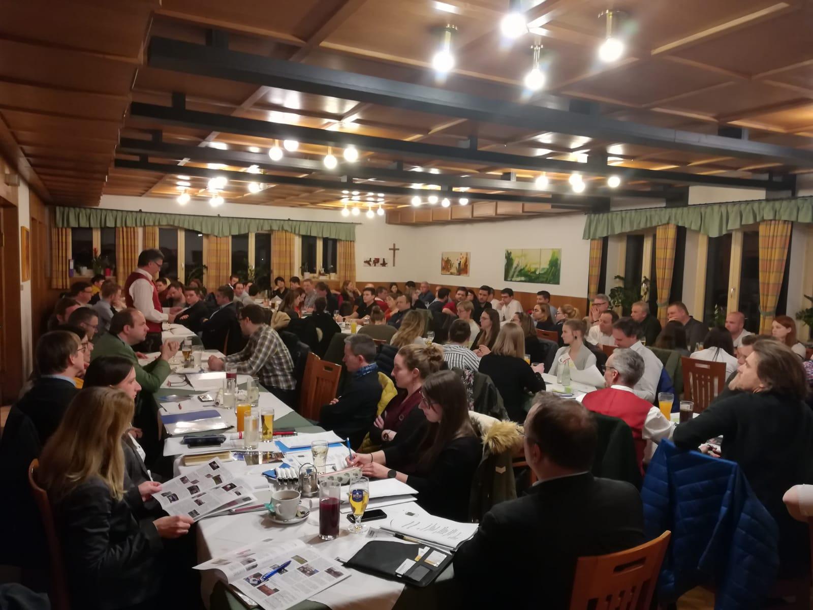 Generalversammlung und Infotag 2020