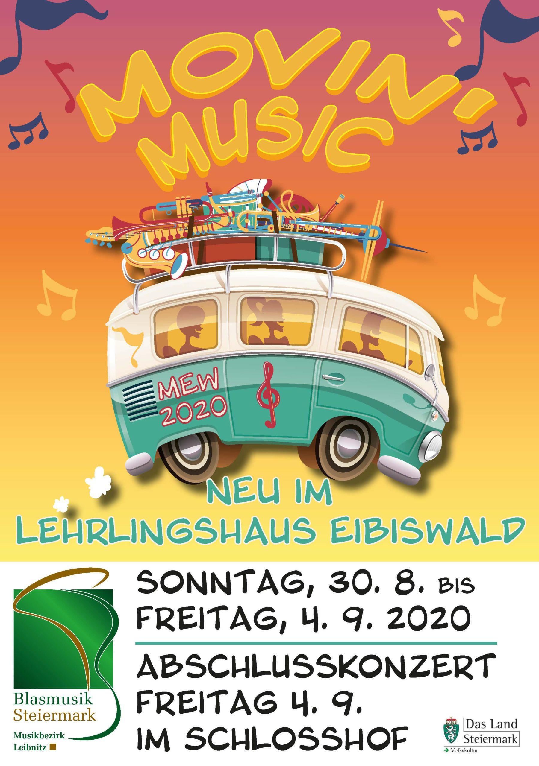 MEW 2020 – Movin' Music