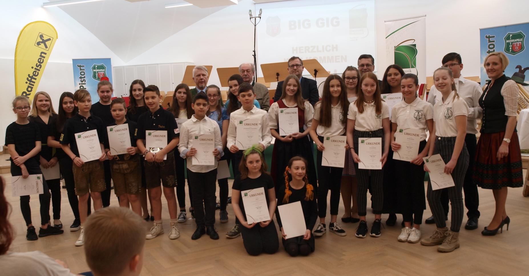 BIG GIG Bezirkswettbewerb 2o2o
