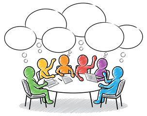 Obleute und Kapellmeister Besprechungen