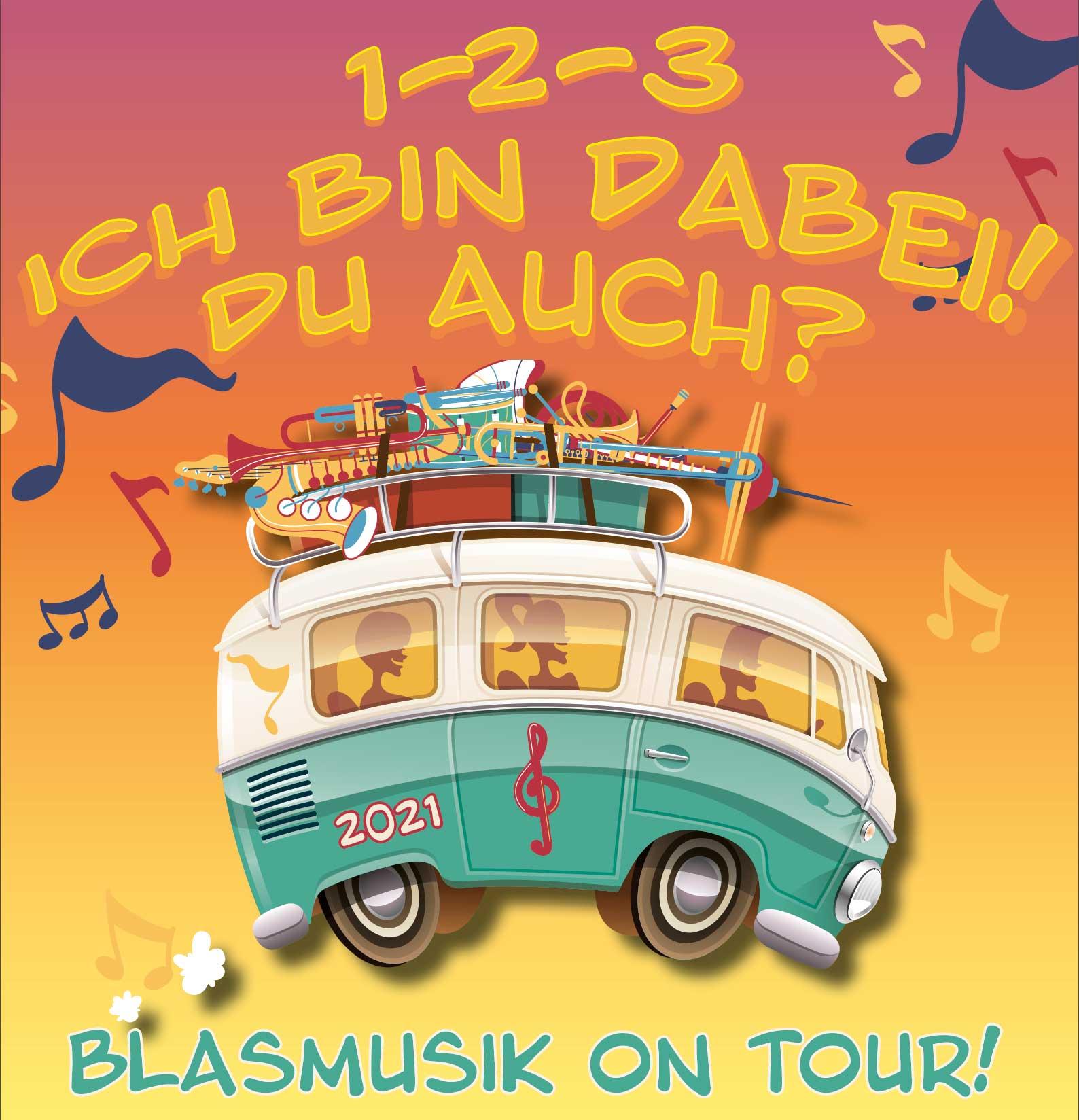 Blasmusik on Tour